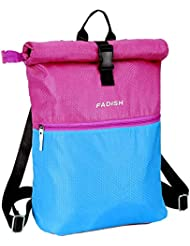 Caeser Archy mochila deportiva al aire libre a prueba de agua 2 en 1 bolsa de