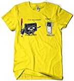 1173-Camiseta I Am Your Father (Melonseta) Amarillo-L
