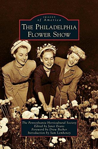 Philadelphia Flower Show Floral Becher