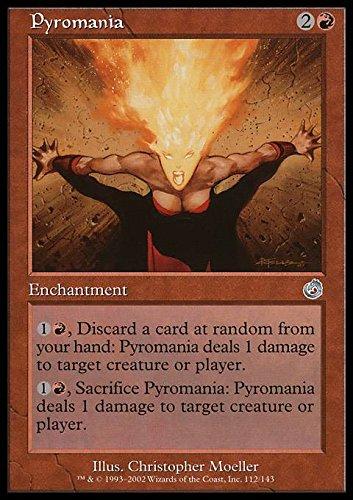 Magic: the Gathering - Pyromania - Piromania - Torment