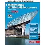 Matematica multimediale.azzurro. Con Tutor. Per le Scuole superiori. Con e-book. Con espansione online (Vol. 1)