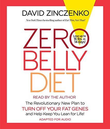 Zero Belly Diet: Lose Up to 16 lbs. in 14 Days! by David Zinczenko (2014-12-30)