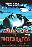 Réincarnations (Dead & Buried, Importé d'Espagne, langues sur les détails)