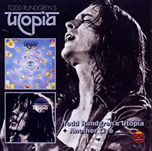 Todd Rundgrens Utopia/Another Live (2 Albums On 2 CDs)