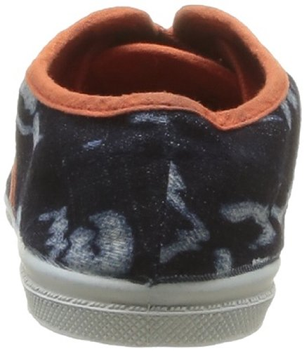 Bensimon Tennis Indigo, Unisex - Kinder Sneaker Blau - Bleu (Indigo 514)