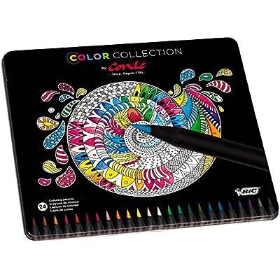 BiC Conte Colouring Pencil