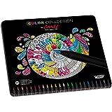 Conte Coloring Edition Limitée Pack de 24 Crayons Couleurs Vives