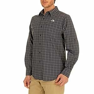 The North Face - M L/S Vent - Hemd, Farbe Asphalt Grey, Größe M