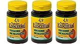 Aceto di sidro di mele essenziale della natura - 50 capsule (Pack da 3 u.)