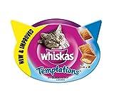 Bild: Whiskas KnusperTaschen Katzensnacks Lachs 8er Pack 8 x 60 g