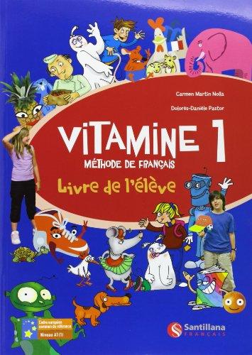 VITAMINE 1 LIVRE ELEVE