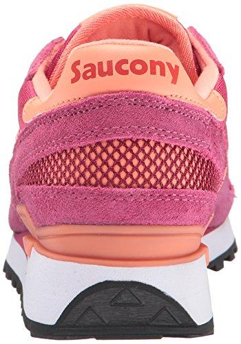 ZAPATILLA SAUCONY S1108-631 SHADOW GRAY CERISE
