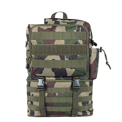Sincere® Forfait / Sacs à dos / ventilateurs portables / Armée Ultraléger tactique Camping / simple sac à bandoulière sports de plein air extension camouflage 1 30L