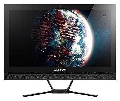 Lenovo C40-30 21.5-inch All-in-One Desktop (Core i3-5005U/4GB/1TB/DOS/Integrated Graphics), Black