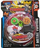 Super Power Tornado 2 Beyblade & 2 Launc...