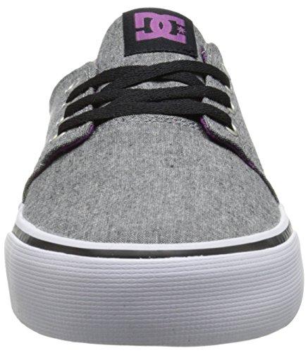 DC Trase Tx Se J Blk Damen Sneakers Schwarz (Black- Blk)