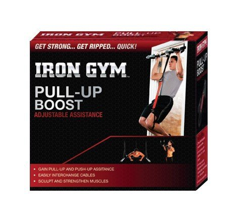 Iron Gym Pull Up Boost - Auswahl: hier