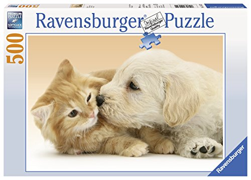 Ravensburger 14172 Big Kiss Puzzle 500 pezzi
