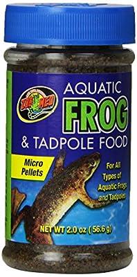 Zoo Med Aquatic Frog & Tadpole Food 57grm