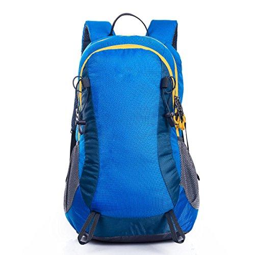 Ambientazione Esterna Escursionismo Uomini E Donne Sport Zaini Borse A Tracolla Casuale Blue