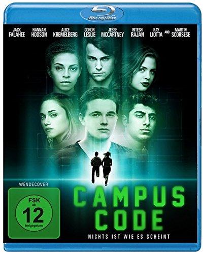 Campus Code (Blu-ray)