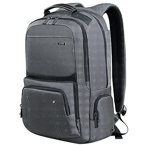 Laptop Backpack 17.3 Inch ,DTBG Nylon Roomy Tear Resitant Weekend Backpack Travel Duffel Bag Business Rucksack College Daypack Student Schoolbag Fits 17 - 17.3 Inches Laptops Notebook