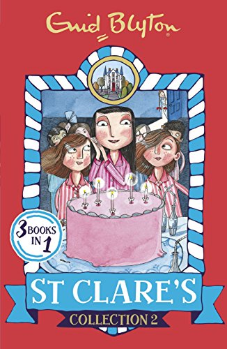 St Clare's collection 2. Books 4-6