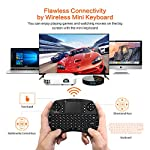 TICTID-TV-Box-Android-81-avec-Clavier-Touchpad4GB-DDR364GB-ROM-Bluetooth-40-Android-TV-Box-HK1-Max-RK3328-Quad-Core-64bit-Cortex-A53-Wi-FI-24G5G-LAN100M-USB-30-Box-Android-TV