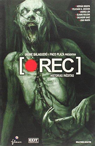 [REC] (Edición rústica) 1: Historias inéditas (Popcorn)
