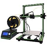 CO-Z 3D Drucker E10 3D Printer DIY Druckgröße 300x270x210mm Unterstützt TF Karte, Offline Druck, ABS, PLA, und HIPS