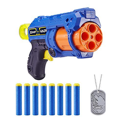 X Shot Ninja No Rez Foam Dart Blaster