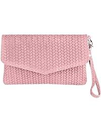 521508e53d007 Suchergebnis auf Amazon.de für  Leder - Clutches   Damenhandtaschen ...