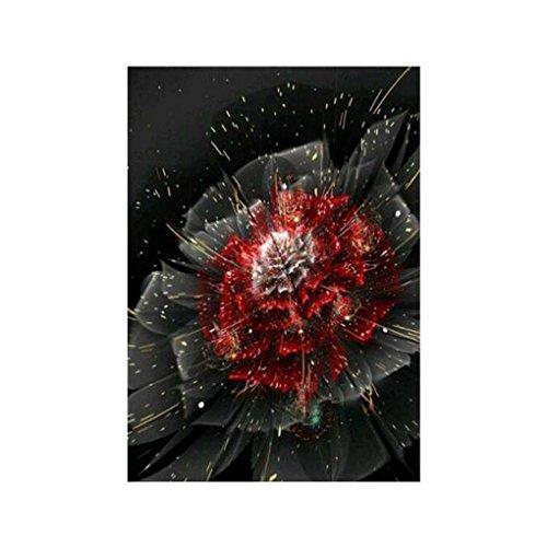 30x40cm Platz Rose Muster Haushalt Strass Malerei DIY Segeltuch-Material Kreuzstich Hand Regard -