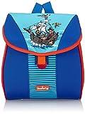 Scout Schulranzen Mininano Pirat Blau 21000094900