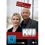 K11 Kommissare im Einsatz Staffel 1 Folge 181 bis 200
