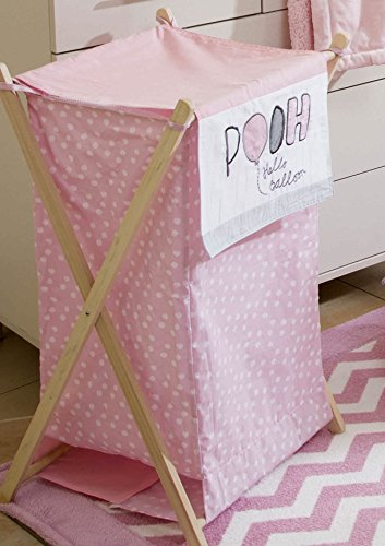 Baby Bedding Design Pink Pooh Play behindern (Bett Behindern)