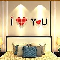 Villeroy U0026 Boch VBu0026VB Minimalistische Wand Ist Ein Stilvolles Schlafzimmer  Wohnzimmer Abnehmbare 3D Wand, Herz