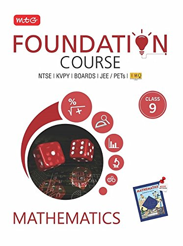 Mathematics Foundation Course for JEE/Olympiad - Class 9