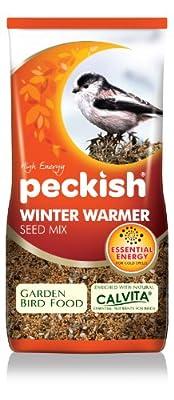 Peckish Winter Warmer Wild Bird Seed Mix, 2 kg from Westlands Horticulture Ltd