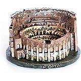 Coliseo 11x 9x 6(H) cm–Muebles para Donare un Tocco de relieves al Tuo Acuario