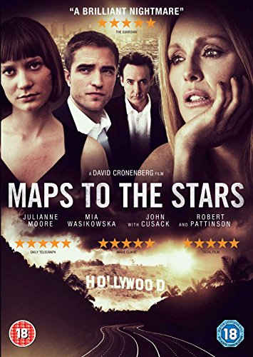 Maps To The Stars [DVD]