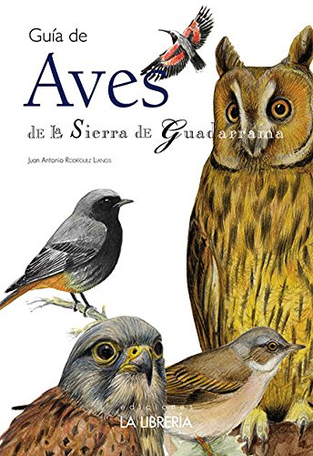 Guía de aves de la Sierra de Guadarrama