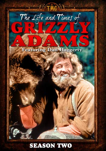 The Life & Times Of Grizzly Adams: Season 2 [RC 1]