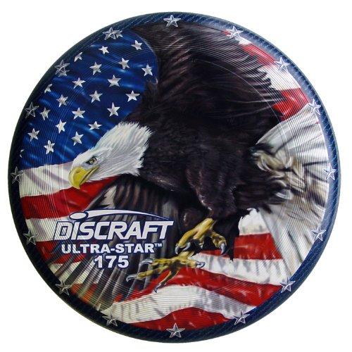 Frisbee Discraft Ultrastar 175g Supercolor Aquila