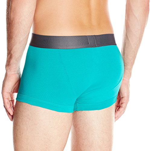 Emporio Armani - Colored Basic - Iconic Logoband - Shorts - Lagoon Lagoon