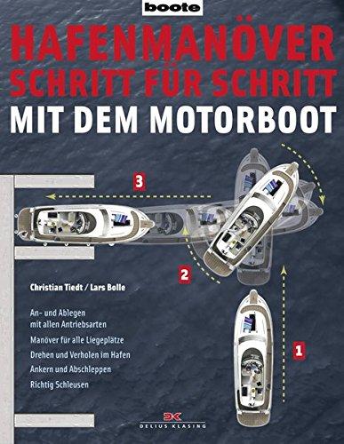Preisvergleich Produktbild Hafenmanöver Schritt für Schritt - mit dem Motorboot