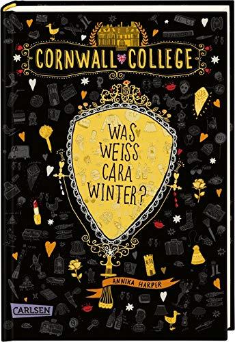 Cornwall College 3: Was weiß Cara Winter?