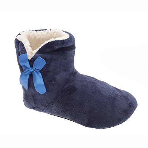 Pantofole Stivali Stivali Pantofole Donna Stivali Pantofole Viola Viola Donna FcHdqd
