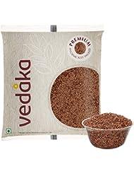 Amazon Brand - Vedaka Premium Flaxseeds, 500g