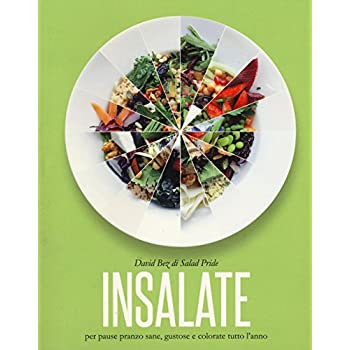 Insalate. Ediz. Illustrata